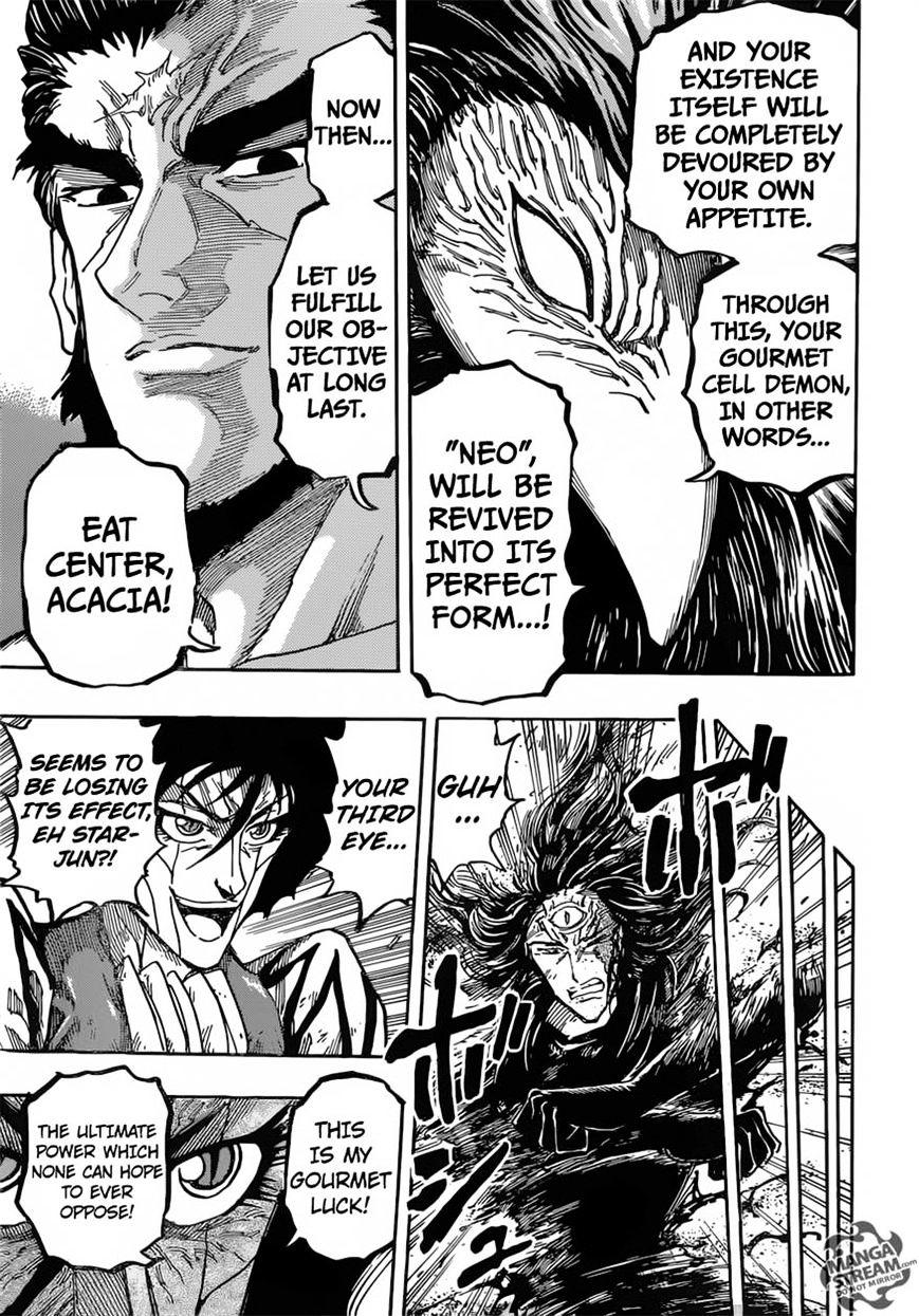 Toriko Chapter 381  Online Free Manga Read Image 12