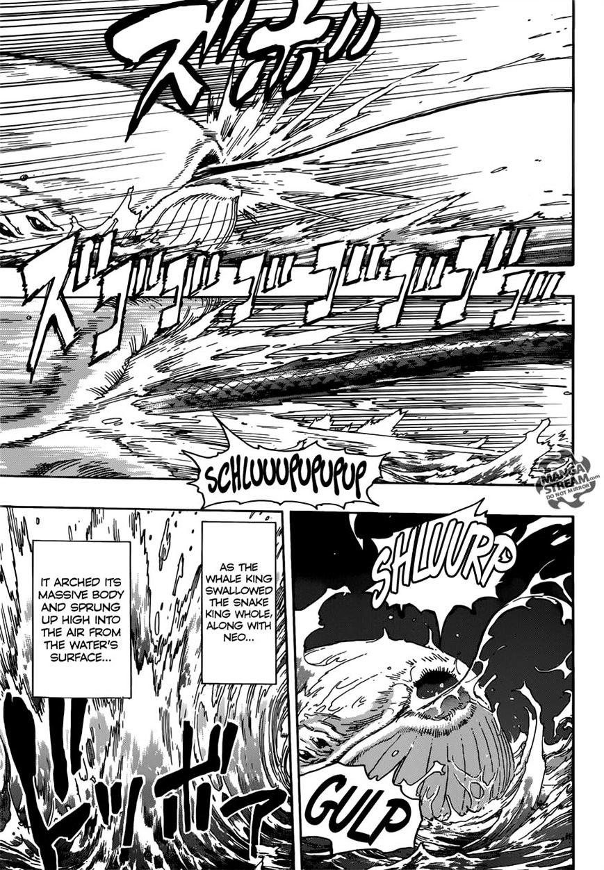 Toriko Chapter 382  Online Free Manga Read Image 5