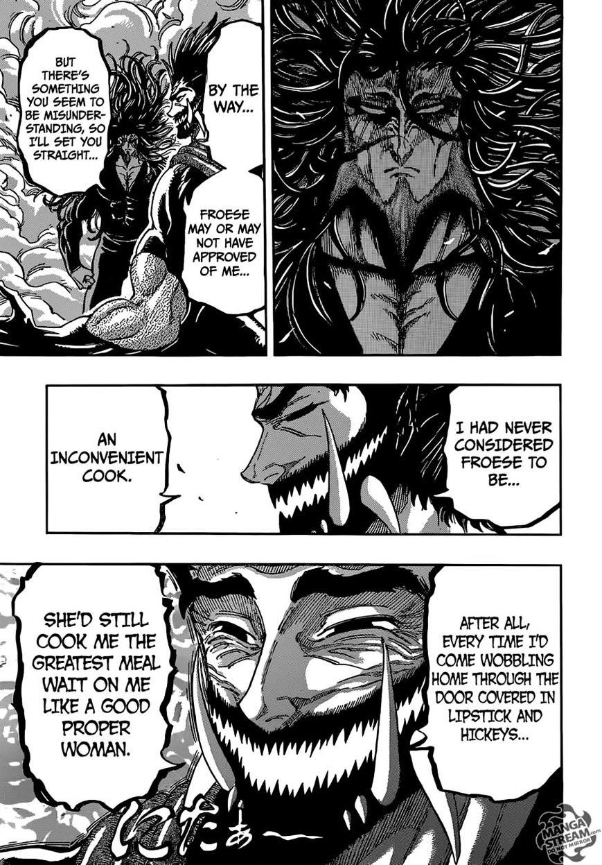 Toriko Chapter 384  Online Free Manga Read Image 11