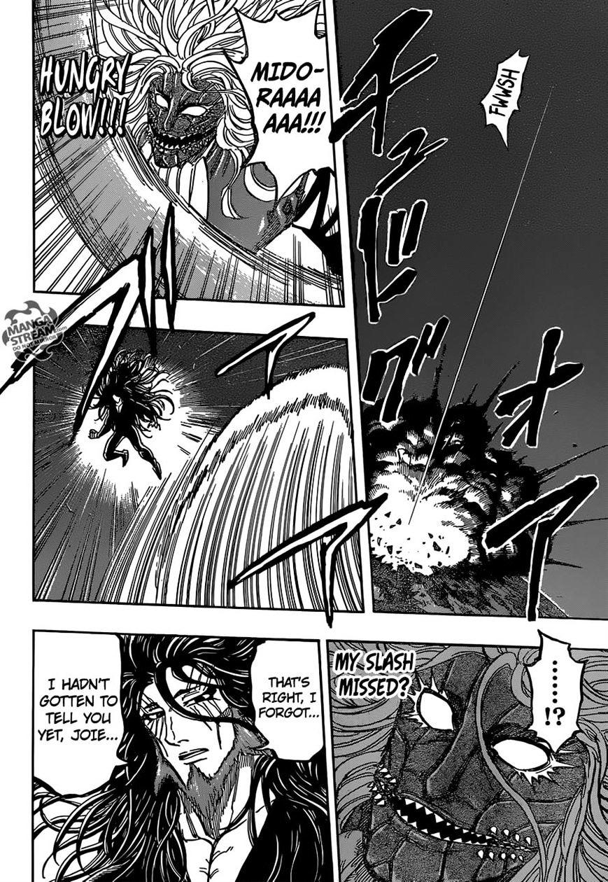 Toriko Chapter 384  Online Free Manga Read Image 17
