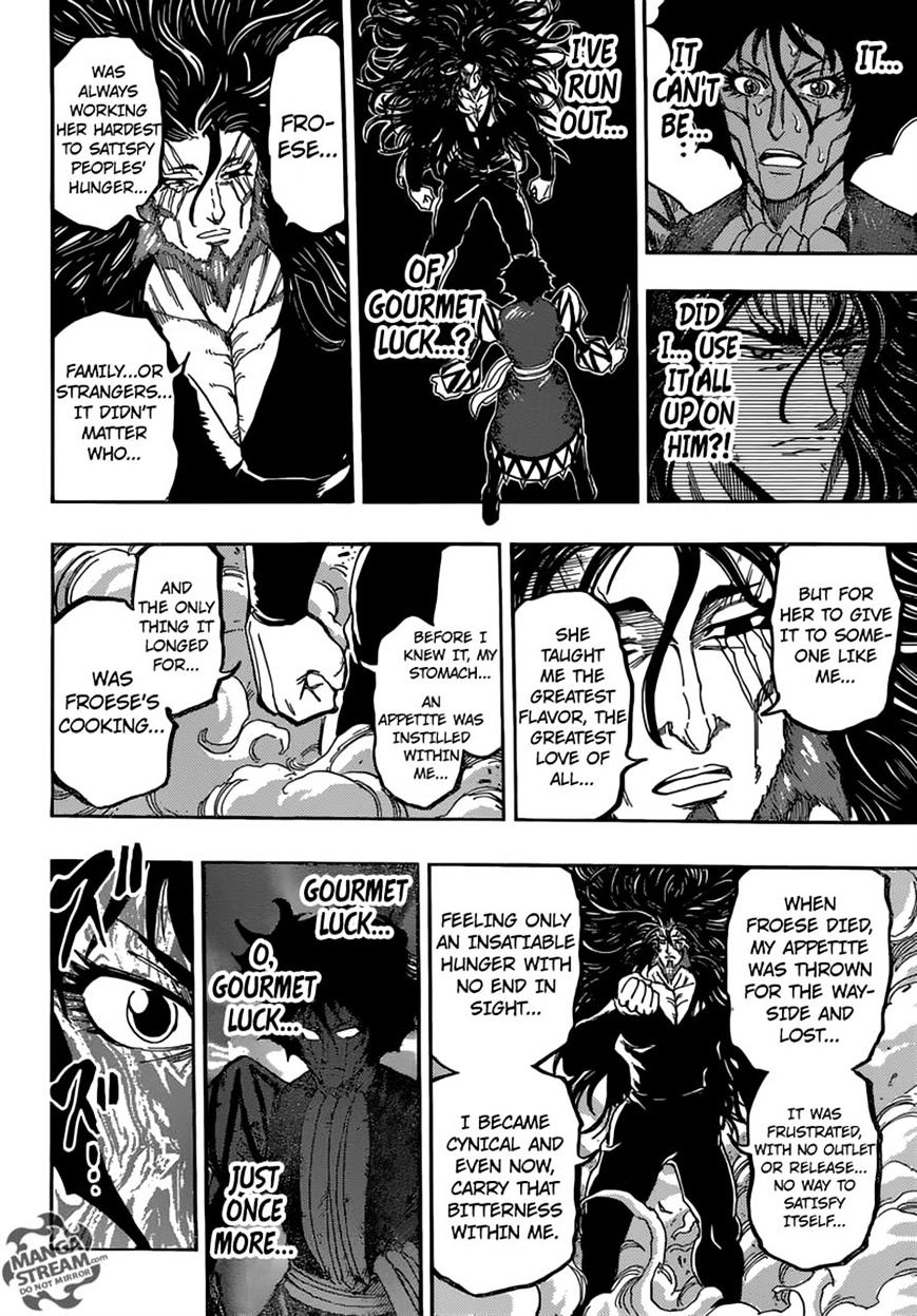 Toriko Chapter 385  Online Free Manga Read Image 14