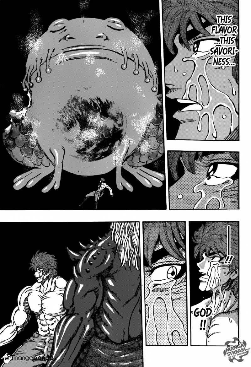 Toriko Chapter 387  Online Free Manga Read Image 11