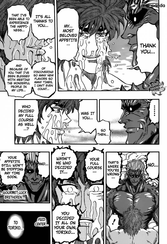 Toriko Chapter 387  Online Free Manga Read Image 15