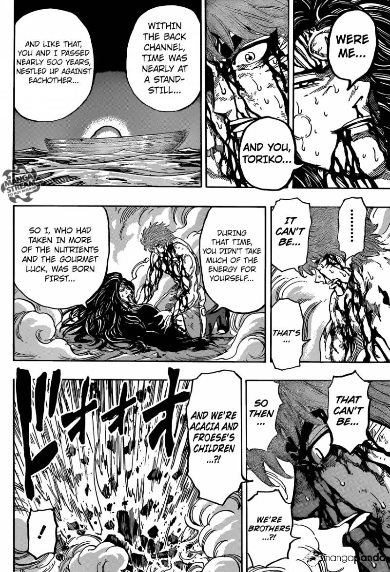 Toriko Chapter 387  Online Free Manga Read Image 6
