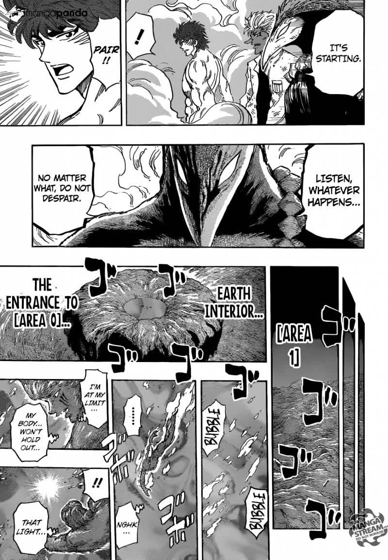 Toriko Chapter 388  Online Free Manga Read Image 17