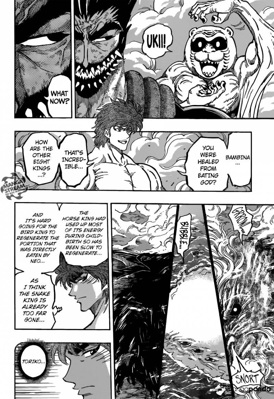 Toriko Chapter 388  Online Free Manga Read Image 8