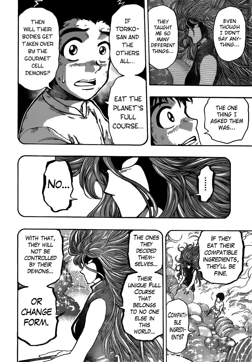 Toriko Chapter 389  Online Free Manga Read Image 12