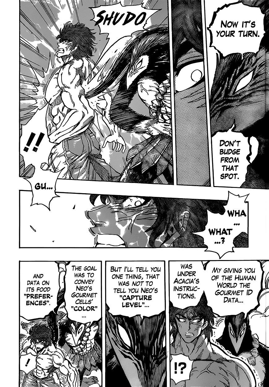 Toriko Chapter 389  Online Free Manga Read Image 16