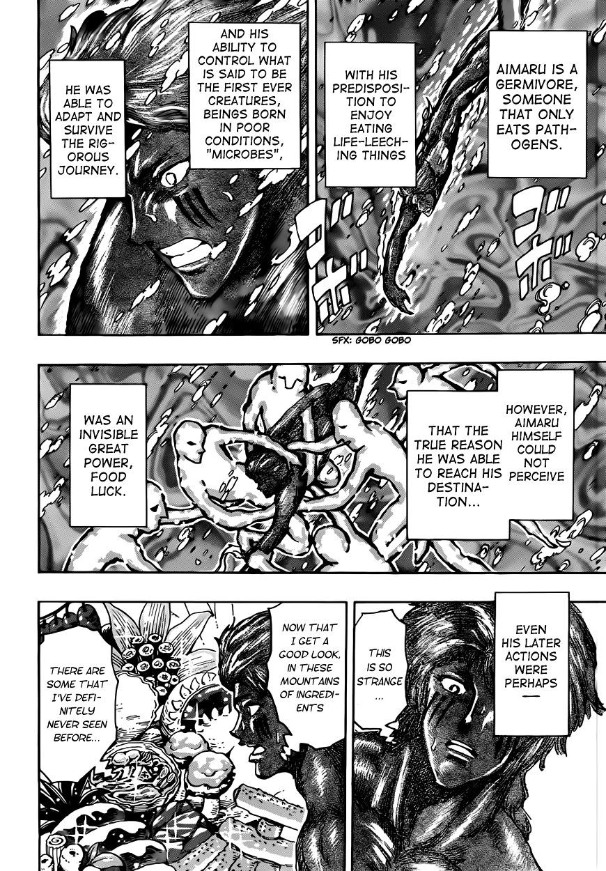 Toriko Chapter 389  Online Free Manga Read Image 4