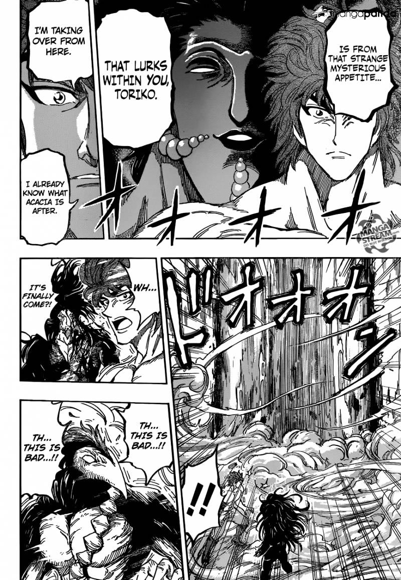 Toriko Chapter 390  Online Free Manga Read Image 16