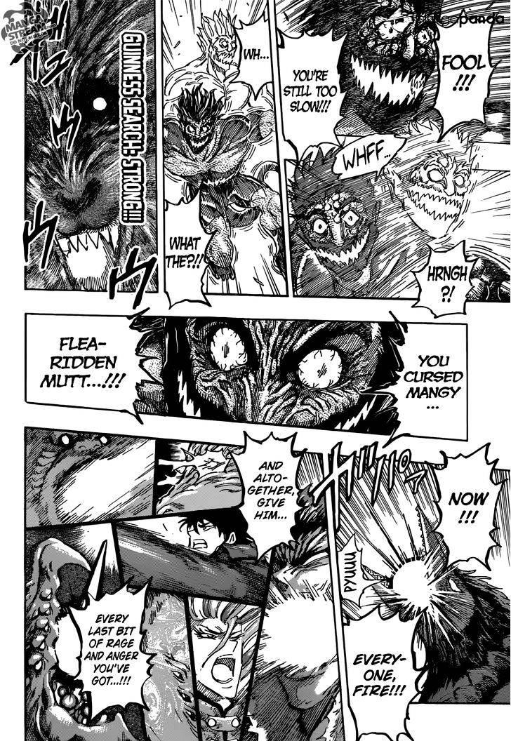 Toriko Chapter 391  Online Free Manga Read Image 11