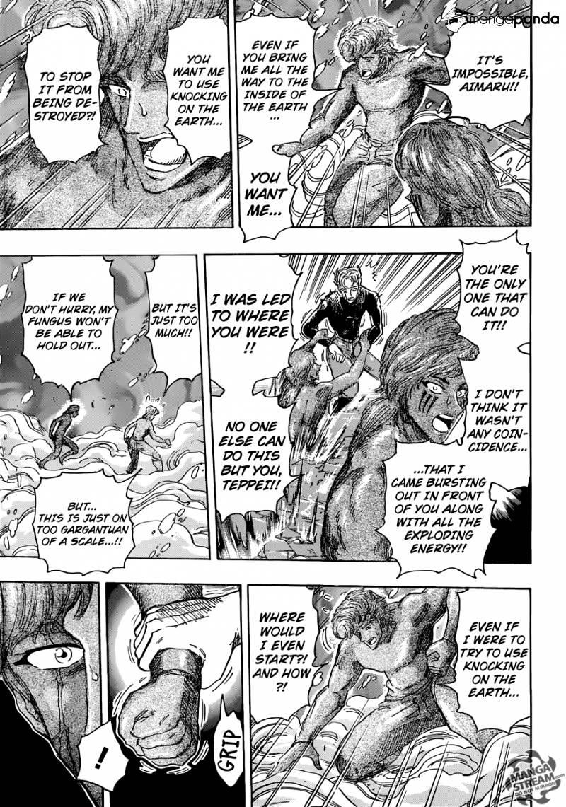 Toriko Chapter 393  Online Free Manga Read Image 11