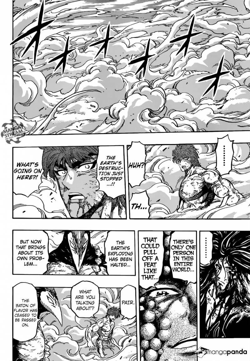 Toriko Chapter 393  Online Free Manga Read Image 14