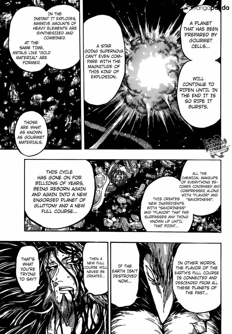 Toriko Chapter 393  Online Free Manga Read Image 15