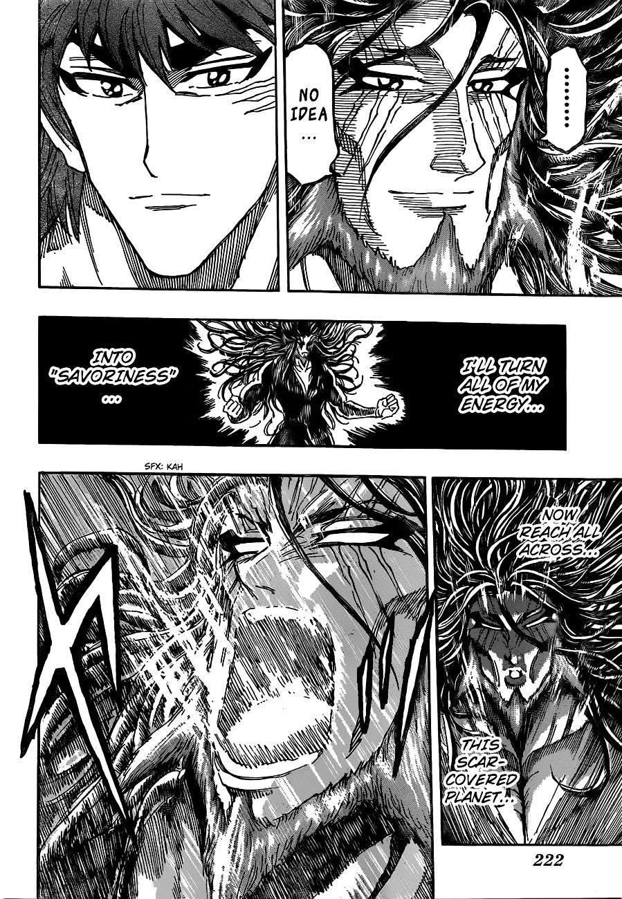 Toriko Chapter 394  Online Free Manga Read Image 10