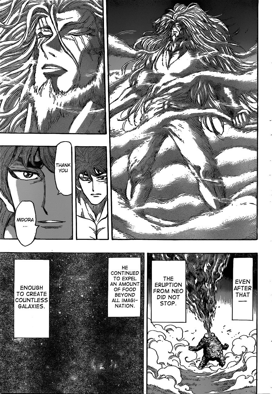 Toriko Chapter 394  Online Free Manga Read Image 15