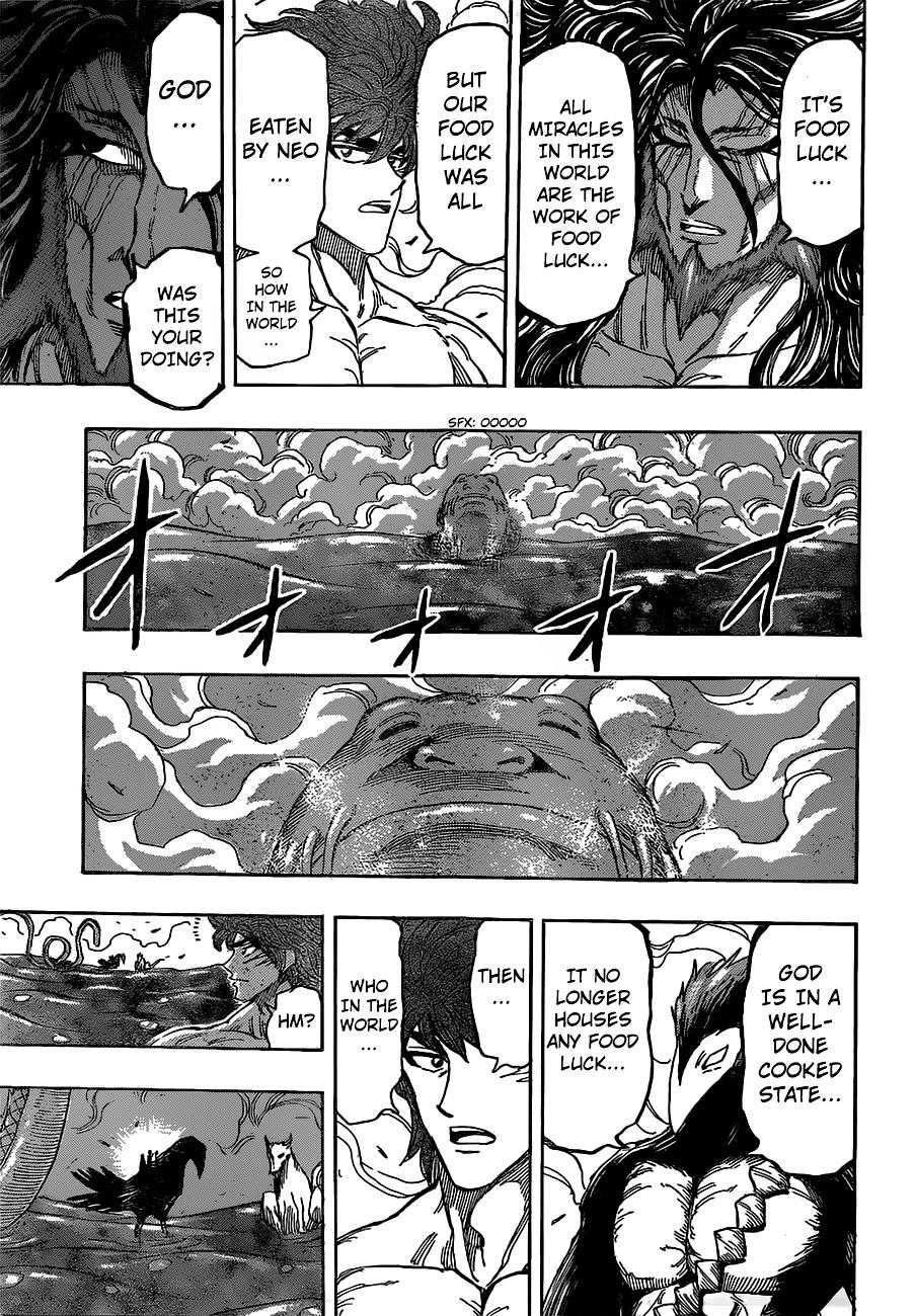 Toriko Chapter 394  Online Free Manga Read Image 7