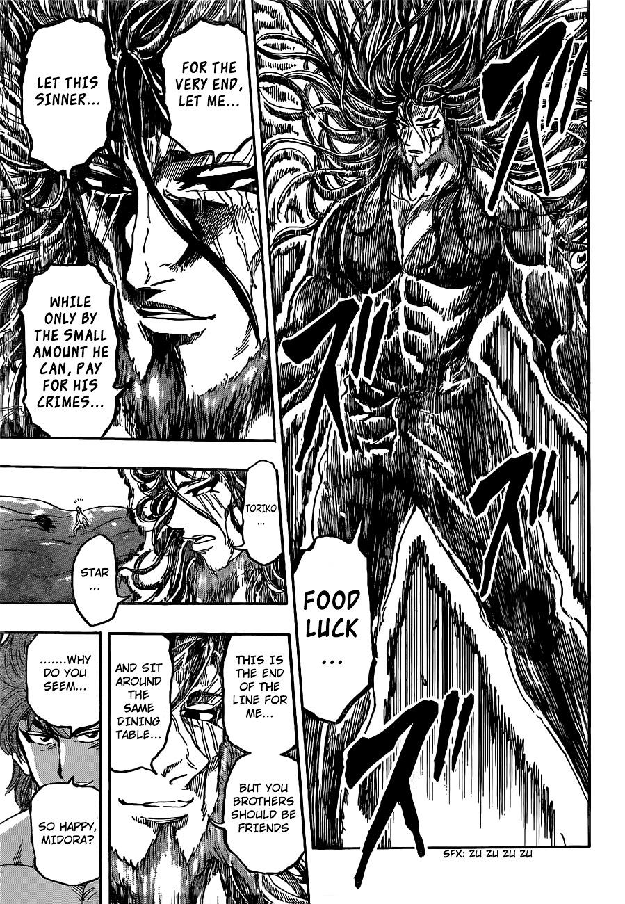 Toriko Chapter 394  Online Free Manga Read Image 9