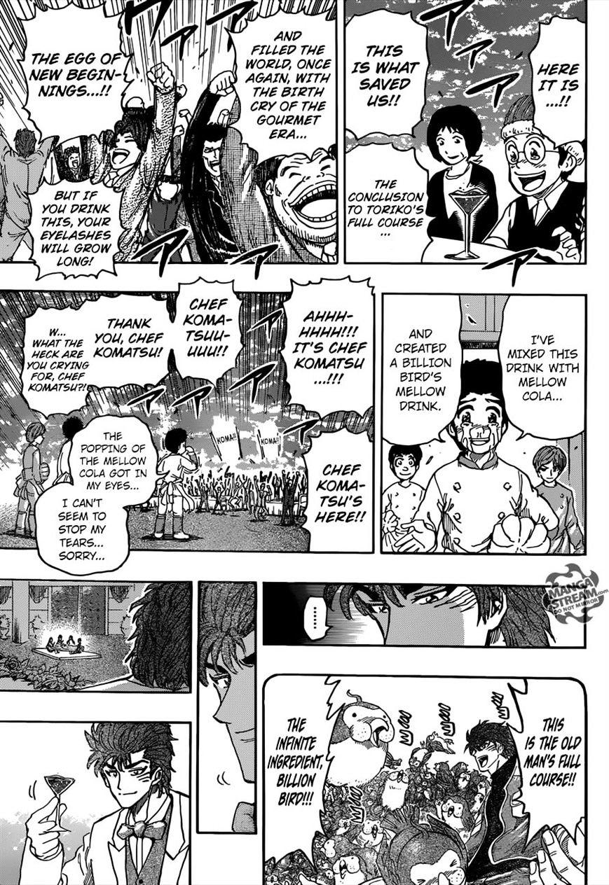 Toriko Chapter 395  Online Free Manga Read Image 26