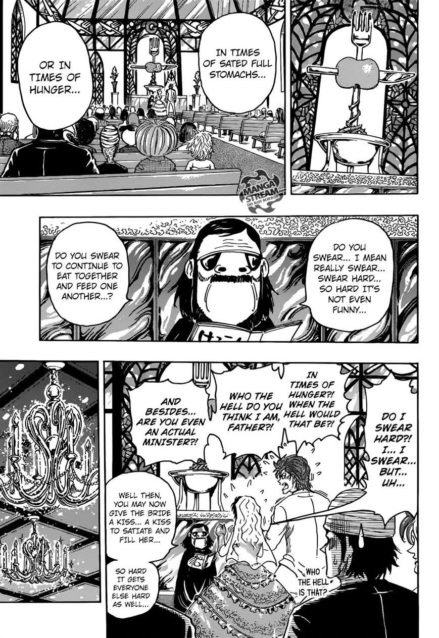 Toriko Chapter 395  Online Free Manga Read Image 5