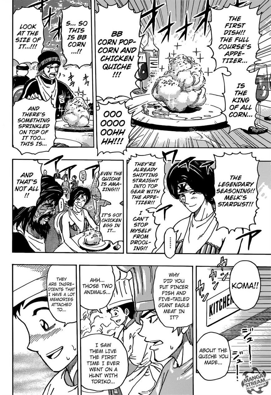 Toriko Chapter 395  Online Free Manga Read Image 9