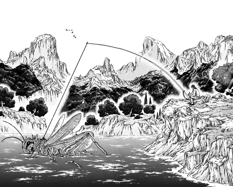 Toriko Chapter 396.2  Online Free Manga Read Image 14