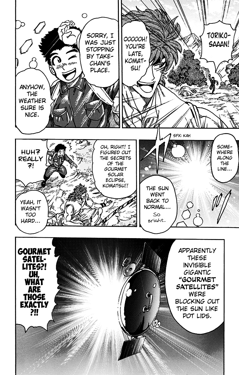 Toriko Chapter 396.2  Online Free Manga Read Image 15