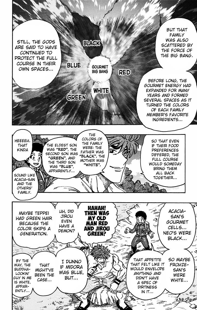 Toriko Chapter 396.2  Online Free Manga Read Image 19