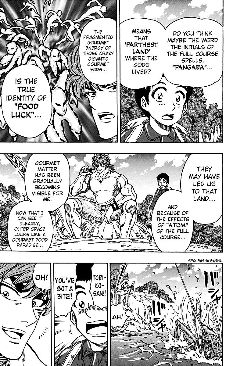 Toriko Chapter 396.2  Online Free Manga Read Image 20