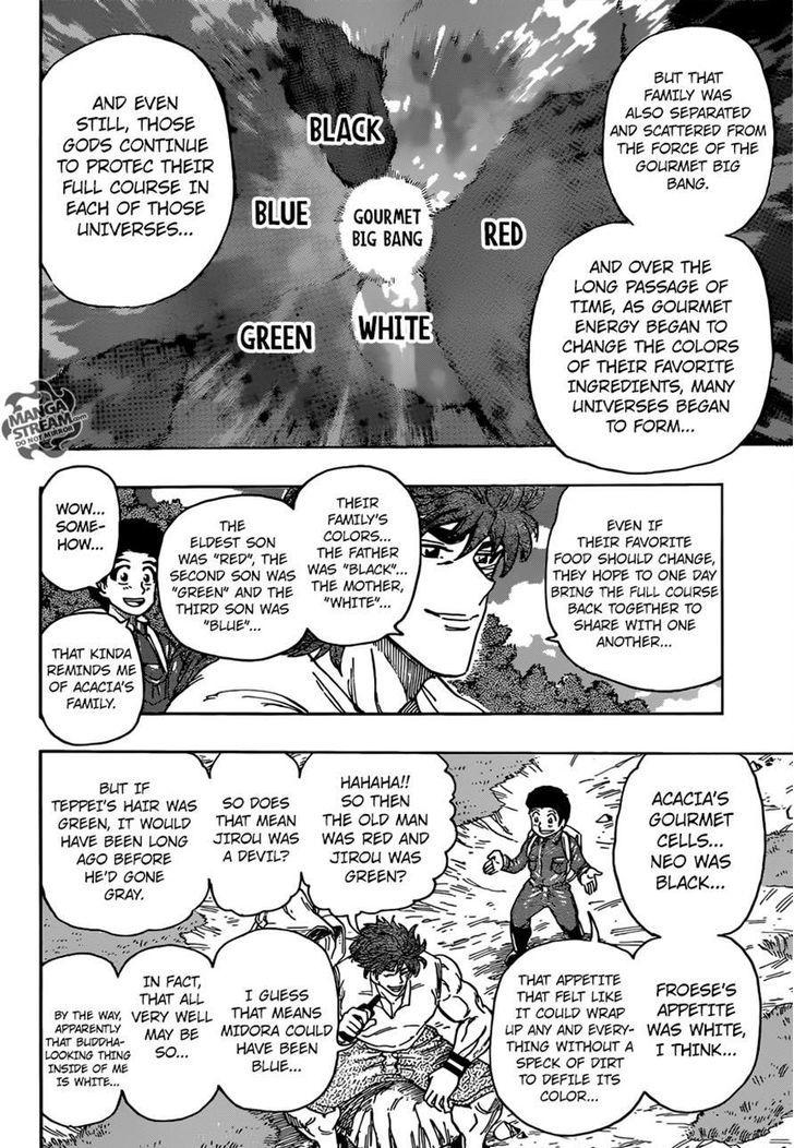 Toriko Chapter 396  Online Free Manga Read Image 11