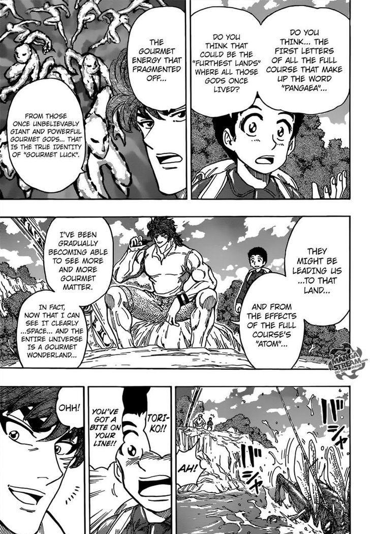 Toriko Chapter 396  Online Free Manga Read Image 12