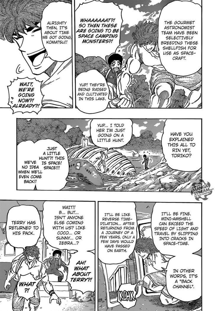Toriko Chapter 396  Online Free Manga Read Image 14