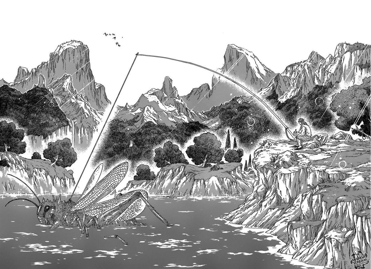 Toriko Chapter 396  Online Free Manga Read Image 6