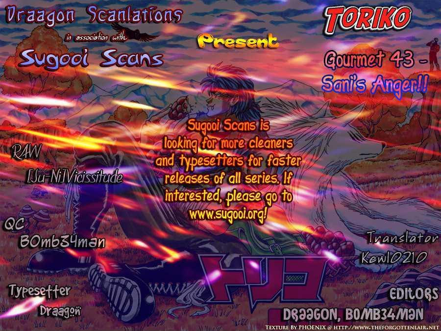 Toriko Chapter 43  Online Free Manga Read Image 19