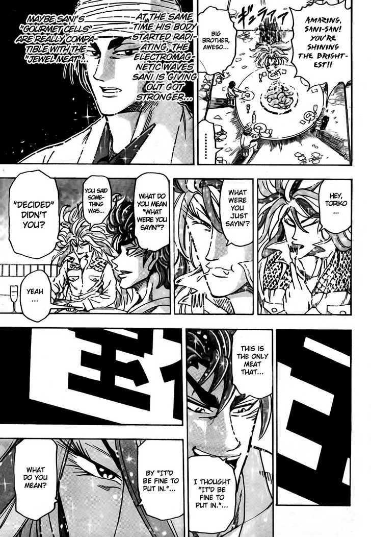 Toriko Chapter 54  Online Free Manga Read Image 14