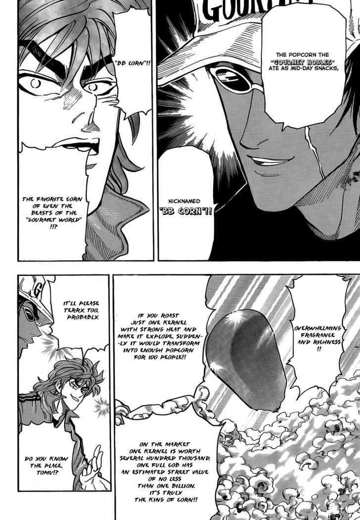 Toriko Chapter 55  Online Free Manga Read Image 17