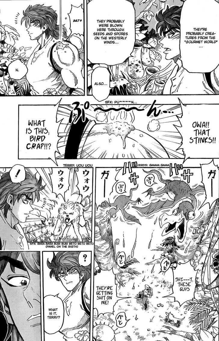 Toriko Chapter 56  Online Free Manga Read Image 15