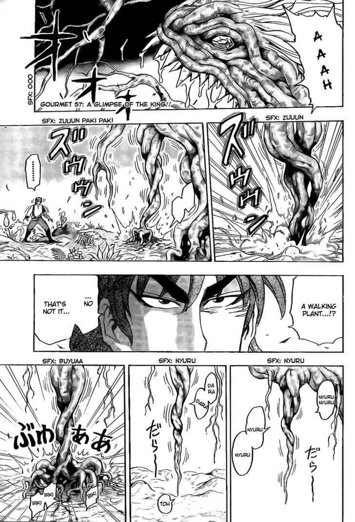 Toriko Chapter 57  Online Free Manga Read Image 3