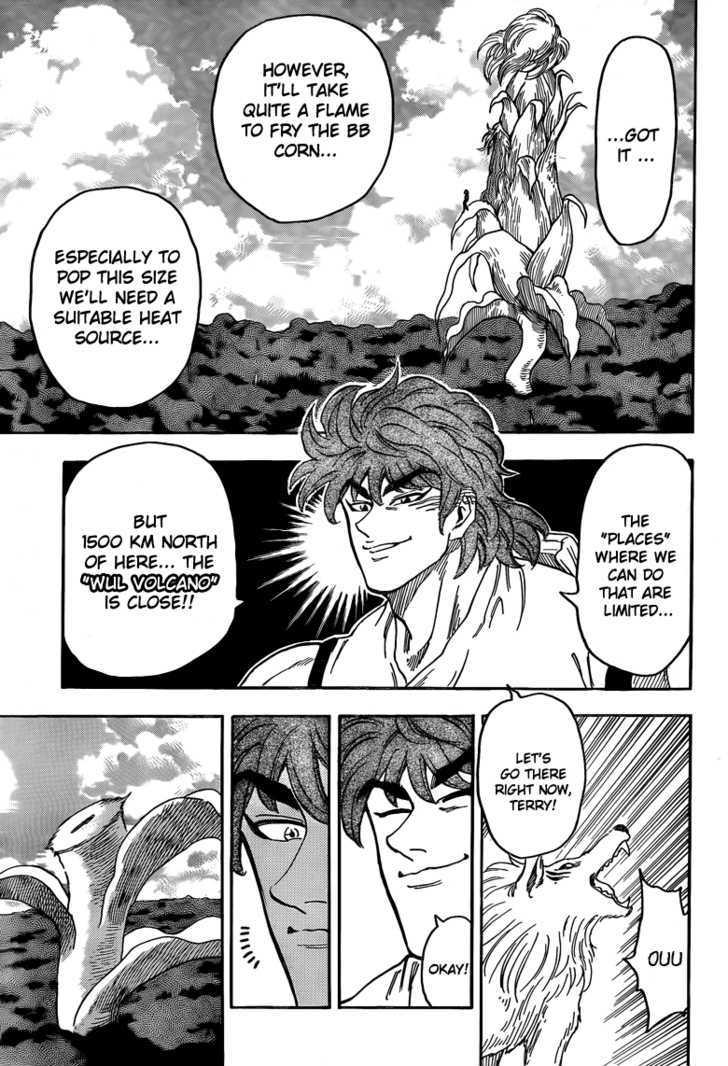 Toriko Chapter 58  Online Free Manga Read Image 18