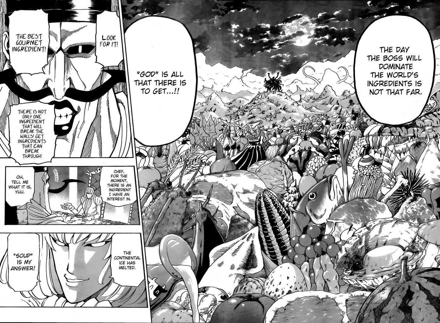 Toriko Chapter 63  Online Free Manga Read Image 14