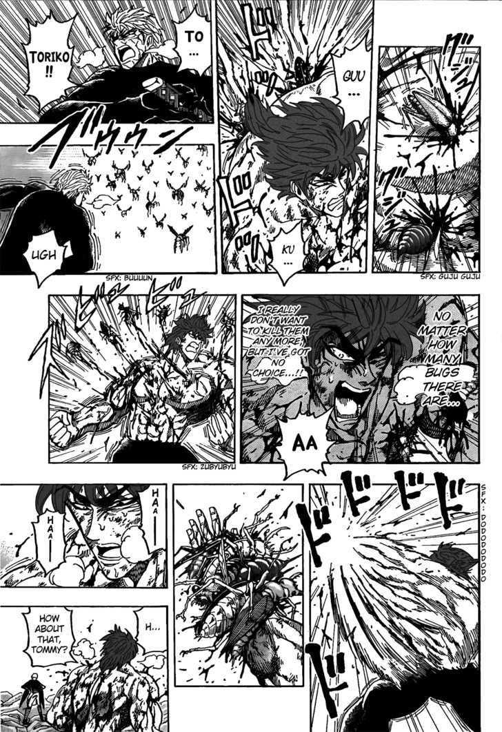 Toriko Chapter 85  Online Free Manga Read Image 13