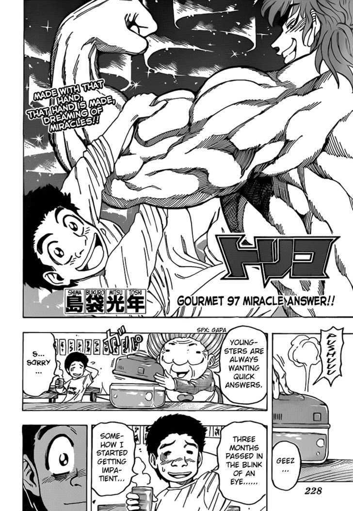 Toriko Chapter 97  Online Free Manga Read Image 2