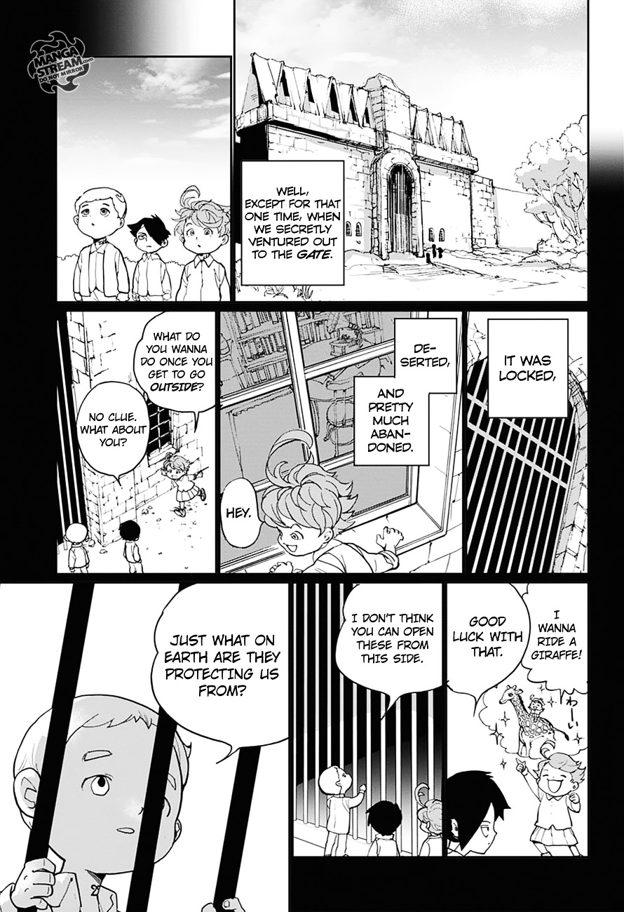 Yakusoku No Neverland Chapter 1  Online Free Manga Read Image 20