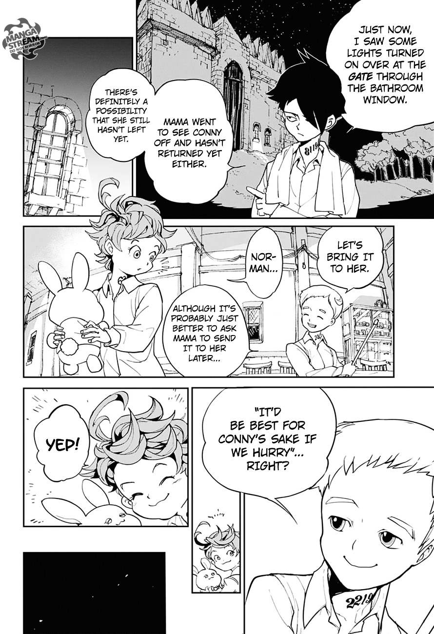 Yakusoku No Neverland Chapter 1  Online Free Manga Read Image 34