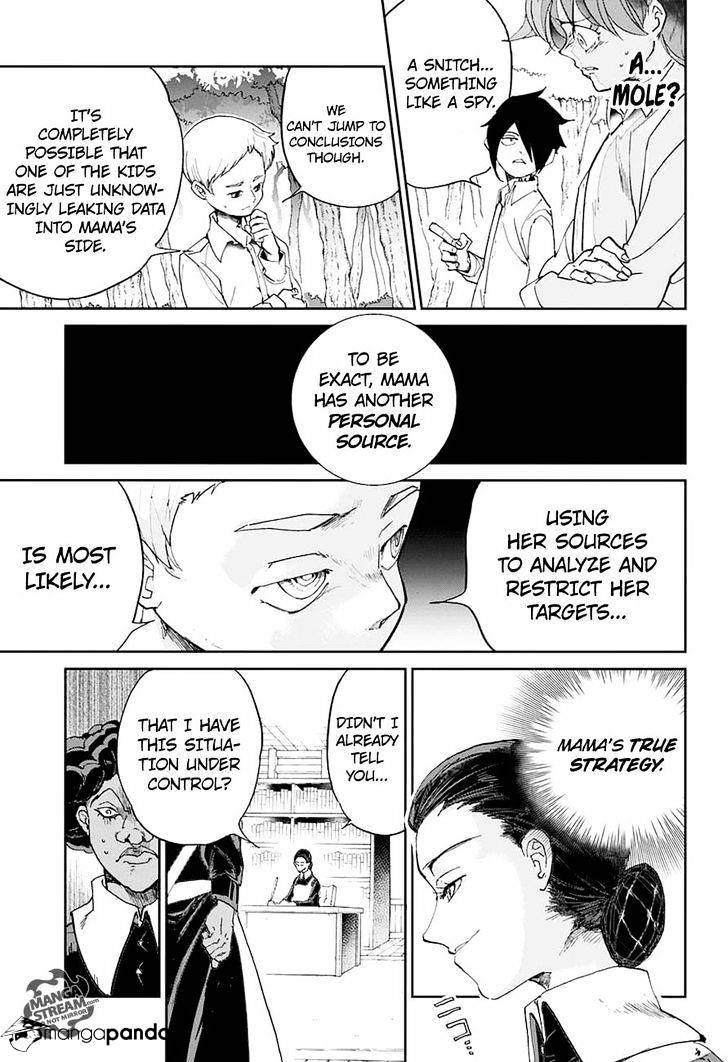 Yakusoku No Neverland Chapter 10  Online Free Manga Read Image 11