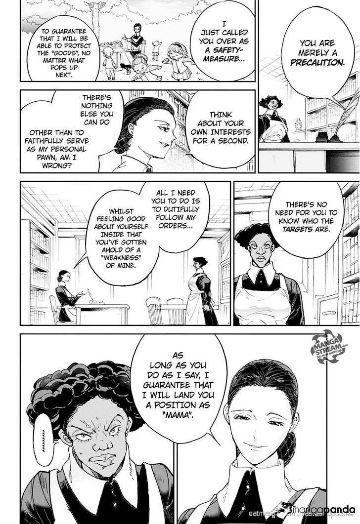 Yakusoku No Neverland Chapter 10  Online Free Manga Read Image 12