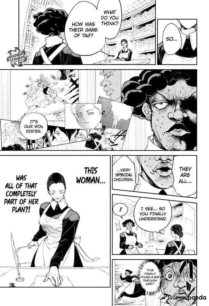 Yakusoku No Neverland Chapter 10  Online Free Manga Read Image 13