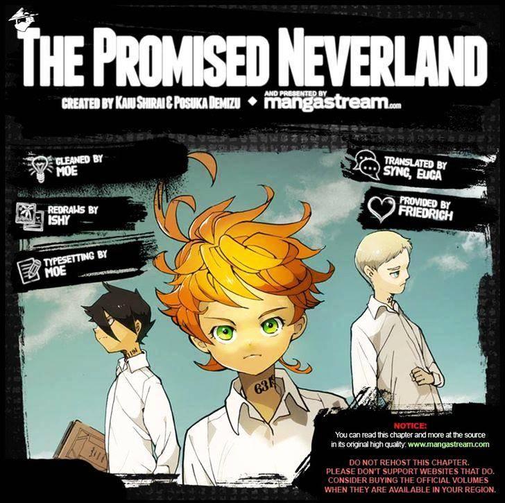 Yakusoku No Neverland Chapter 10  Online Free Manga Read Image 23