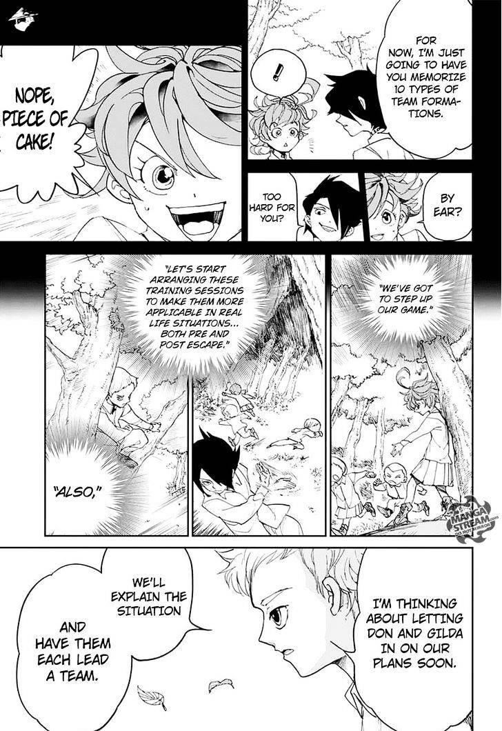 Yakusoku No Neverland Chapter 10  Online Free Manga Read Image 3