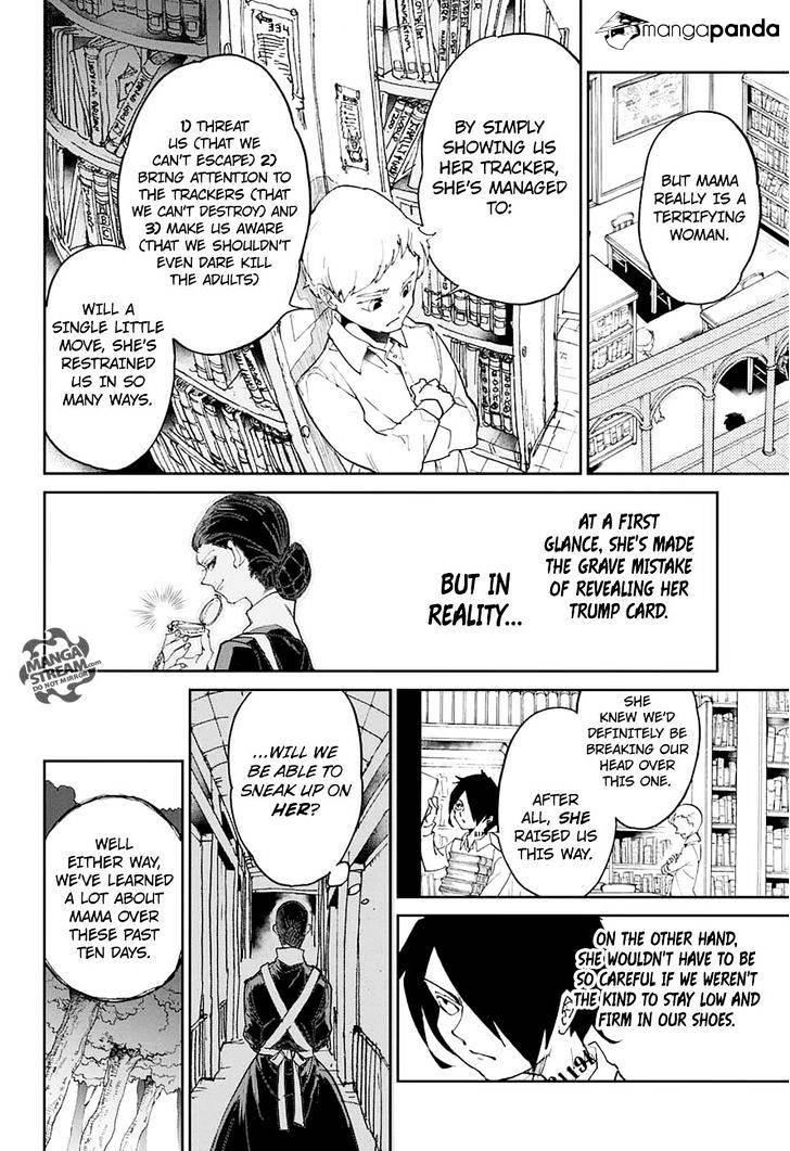 Yakusoku No Neverland Chapter 10  Online Free Manga Read Image 6
